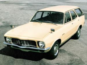 1972 Chevrolet 1700 Wagon